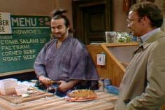 Saturday Night Live: Samurai Delicatessen Check out Dieting Digest Funny People, Funny Things, Funny Stuff, Best Of Snl, Snl Skits, Snl Saturday Night Live, Seasons In The Sun, Childhood Tv Shows, Old Tv Shows