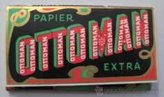 vintage cigarette papers