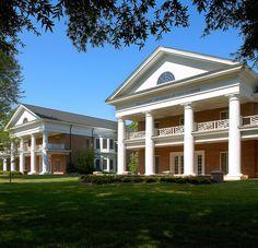 Elon University in North Carolina