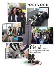 """Polyvore Meetup 2013 - Fab Friends"" by albs ❤ liked on Polyvore featuring Valentino, BKE, Pieces, AllSaints, Vanity Her, polyvorecommunity and polyvoremeetup"