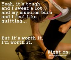 It's worth it. Cage Fitness.