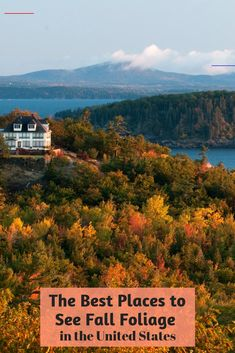 The Best Places to See Fall Foliage in the United States - #fallscenery - Plan a spectacular autumnal getaway with the help of PBS travel expert Samantha Brown.... Outside Fall Decorations, Places To Travel, Places To See, New England Fall, Travel Expert, Autumn Scenery, Fall Pictures, Autumnal, The Help