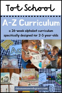 I have created a 26-week curriculum to help introduce the alphabet to your 2-3 year old! Each week adresses a new letter of the alphabet and comes with a weekly calender full of book suggestions, activity ideas + activity printables, and the early learning standard each day addresses. Read the blog for more details on the heart by this curriculum and visit the links within the blog to purchase either the full bundle or individual weeks! #alphabetcurriculum #teachingtoddlers