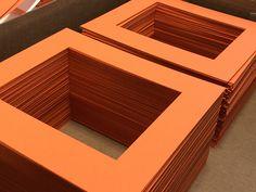 color smooth mandarine + digitálny výsek Smooth, Color, Colour, Colors