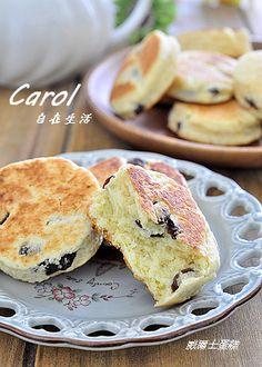Carol 自在生活 : 威爾士蛋糕