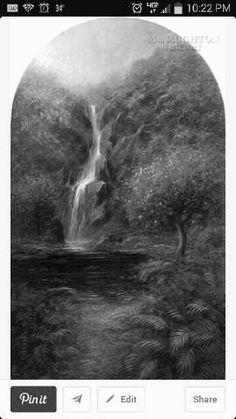 Comin to zion jon mc naughton thomas kinkade paintings pinterest for Garden of eden tattoo