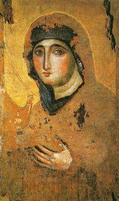 Icone mariane antiche a Roma, di Livia Mugavero - Diario