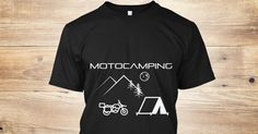 Get you limited release motocamping tee or tank! Available in men and women's sizes and in multiple colors! #adventurelife #motorcycle #motocamping #dualsport #adventurebike #advbike #bmwmotorcycles #r1200gs #camping #nature #outdoors #travel #hobbies #gift #ideas #moto #motocross