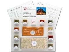 Test Tube Herb Packs : Mobile Foodie Survival Kit