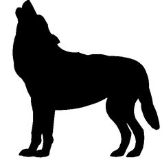 Wolf silhouette                                                                                                                                                                                 More