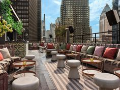 10 Best Rooftop Bars in New York City - Photos