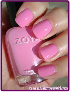 Zoya Sweet....love this color