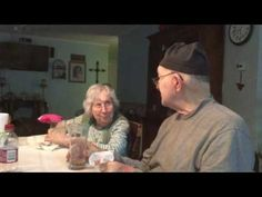 My precious grandfather singing to my grandmother. They have been married for 65 years. Melt my heart.... https://www.youtube.com/watch?v=auWyRX06A-M&feature=youtu.be