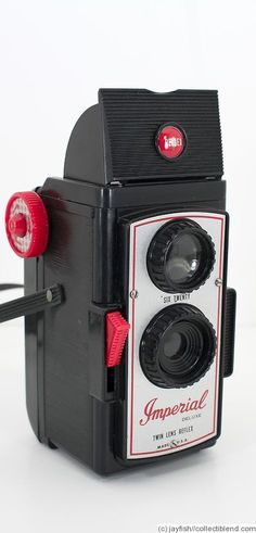 Imperial Camera: Deluxe Six-Twenty camera