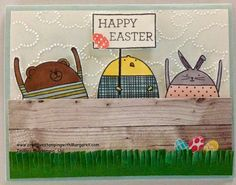 Creative Stamping with Margaret: Spring is here and Easter is coming soon!