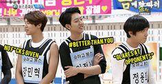 Summary of CNBLUE at MBC's Idol Star Athletics Championship