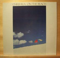 CHRIS REA - On the Beach - near mint - Vinyl LP - OIS - 1986 Auf immer und ewig