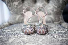 Presume tus increíbles tacones de novia - Foto Justin & Mary