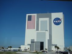 Kennedy Space Center - located on the eastern coast of Florida and formerly known, and sometimes still referred to as, Cape Canaveral it was renamed for President John F. Kennedy.
