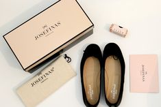 The prettiest ballerinas in the World - ballet flats Josefinas, made in Portugal