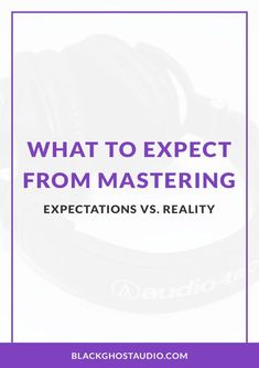 Learn what mastering is and what you can realistically expect when you hire a mastering engineer. Music Recording Studio, Recording Studio Design, Home Studio Music, Dj Music, Listening To Music, Recorder Music, Song One, Music Theory, Electronic Music