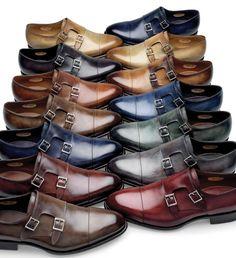 Santoni, Le Marche, the Shoes | Clever Clogs