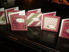 3x3 note cards by leggycountrygirl - Cards and Paper Crafts at Splitcoaststampers
