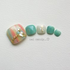 Hottest Trends for Acrylic Nail Shapes Japanese Nail Design, Japanese Nails, Acrylic Nail Shapes, Acrylic Nails, Colorful Nail Designs, Nail Art Designs, Cute Pedicures, Different Nail Shapes, Feet Nails