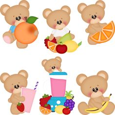 Smoothie Bears LT