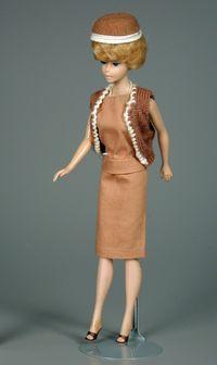 Sorority Meeting Barbie, Mattel, 1964.