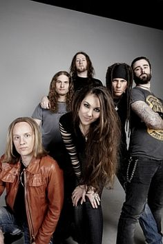 Amaranthe This band rocks!