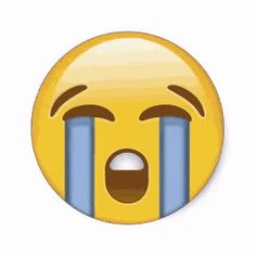 sad face cry emoji waves tears liquid #humor #hilarious #funny #lol #rofl #lmao #memes #cute