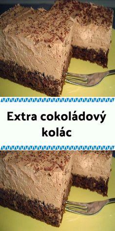Extra cokoládový kolác