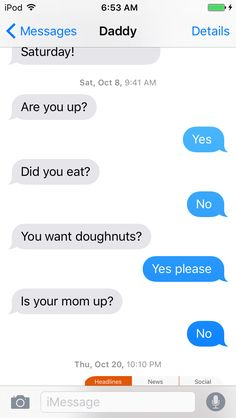 Funny text messages #myresponce