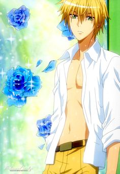 Las etiquetas más populares para esta imagen incluyen: anime, usui, kaichou wa maid-sama, usui takumi y kaichou wa maid sama