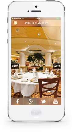 #MobileApp for Restaurants designs and develops #applications that improves overall restaurant management.