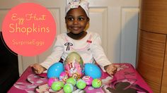 EGG HUNTING SHOPKINS AND SURPRISE EGGS (#52)