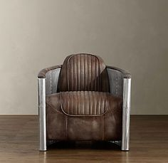 Inspired by WWII Bomber Planes Aviator Chair Beautiful Life