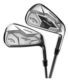 The Apex Combo Set provides Apex performance, design and distance technologies with a seamless transition from the long irons to your mid and short irons. Irons are Apex and irons are . Callaway Golf, Seamless Transition, Iron Steel, Irons, Golf Tips, Golf Clubs, Golf Courses, Hardware