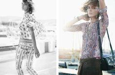 Daria Werbowy for Isabel Marant SS13 « the marant philes
