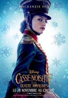The Nutcracker and the Four Realms 2018 Poster 2018 Movies, New Movies, Movies To Watch, Movies Online, Mackenzie Foy, Zootopia, Pixar, New Movie Posters, Princesses