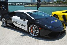 Lamborghini Huracan Police Car | by Infinity & Beyond Photography