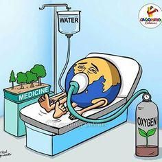 is a problem for our earth! This is a problem for our earth!This is a problem for our earth! Save Planet Earth, Save Our Earth, Save The Planet, Slogan On Save Earth, Satire, Save Environment Posters, Environment Day, Save Environment Poster Drawing, Save Earth Drawing