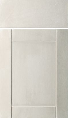 Dura Supreme Cabinetry Stainless Steel Panel Cabinet Door