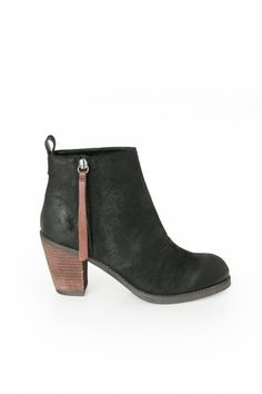 Joust Boot in Black Suede DV by Dolce Vita