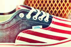 Vans America shoes- im obsessed with these! @Katie Hrubec Hrubec Hrubec Hrubec Parker