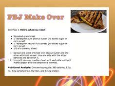 PBJ makeover #recipe www.baltimorefitbodybootcamp.com