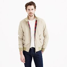 J.Crew+-+Baracuta®+G9+Harrington+jacket