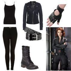 black widow clothing - Google Search