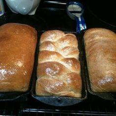 Simple Whole Wheat Bread
